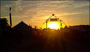 Glastonbury Festival Memories